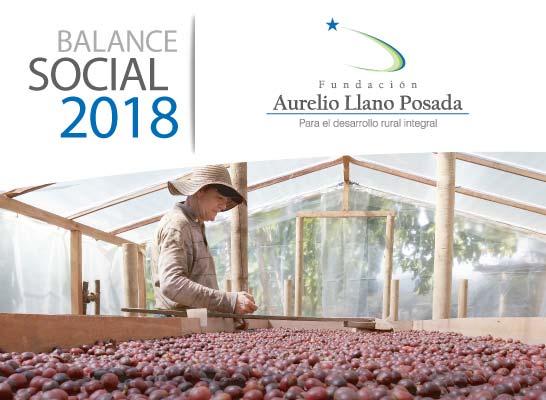 Balance Oficial 2018 Fundación Aurelio Llano Posada