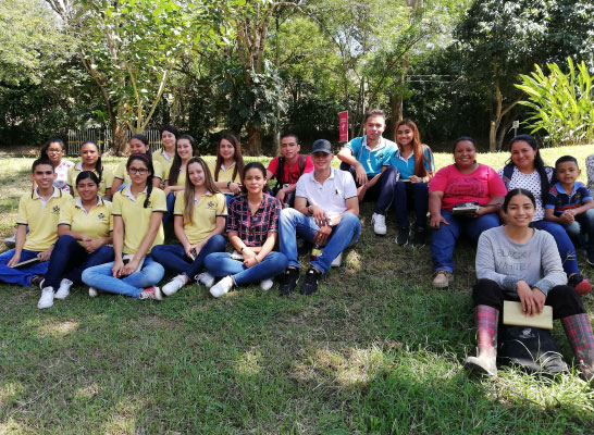 Programa para becas Fundación Aurelio Llano Posada - Medellín