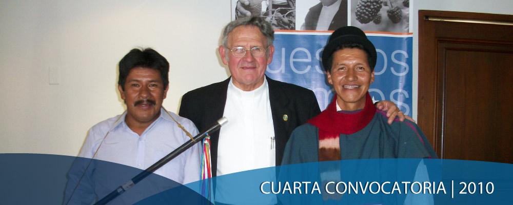 Cuarta convocatoria | 2010 Premios Aurelio Llano Posada, Medellín