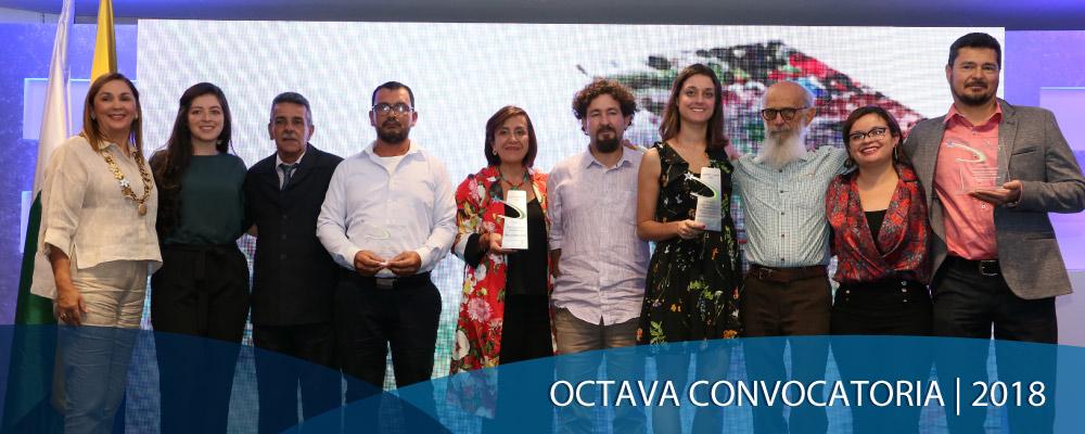 Octava convocatoria | 2018 Premios Aurelio Llano Posada, Medellín