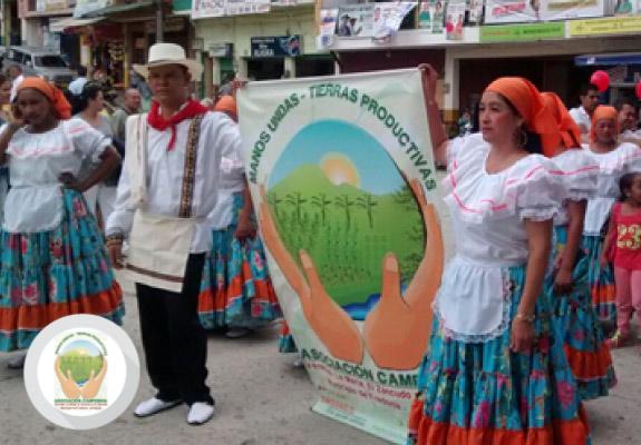 FREDONIA-Asociación Campesina Manos Unidas- Tierras Productivas (ASOMUTIPRO)