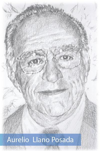 Fundador de la Fundación Aurelio Llano Posada - Medellín