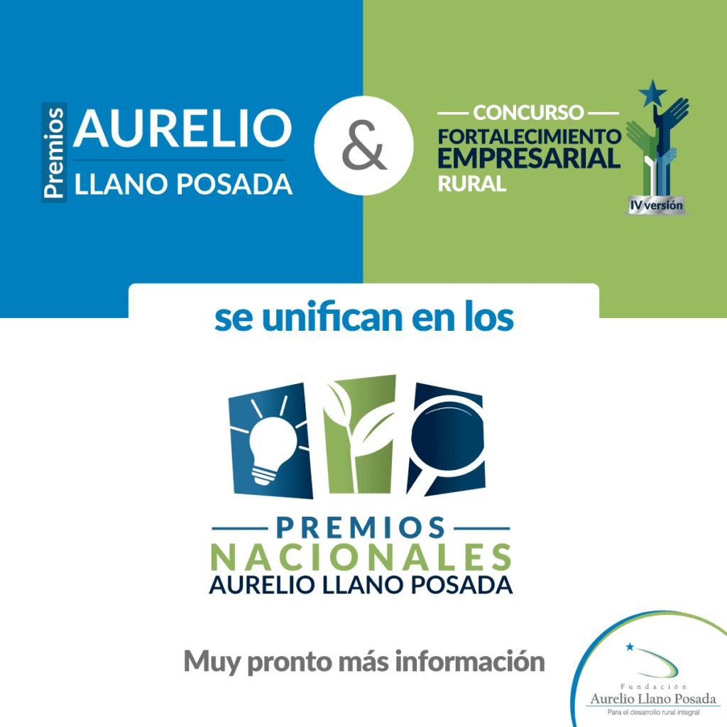 Premios Nacionales Aurelio Llano Posada
