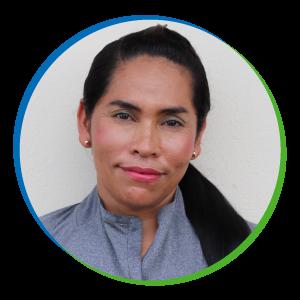 Claudia Marcela Quiceno Díez – Auxiliar Servicios Generales - Fundación Aurelio Llano Posada