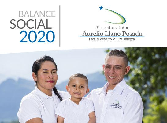 Link de Pdf Balance Social 2020