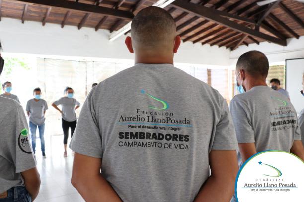 Formación de líderes campesinos Fundación Aurelio Llano Posada